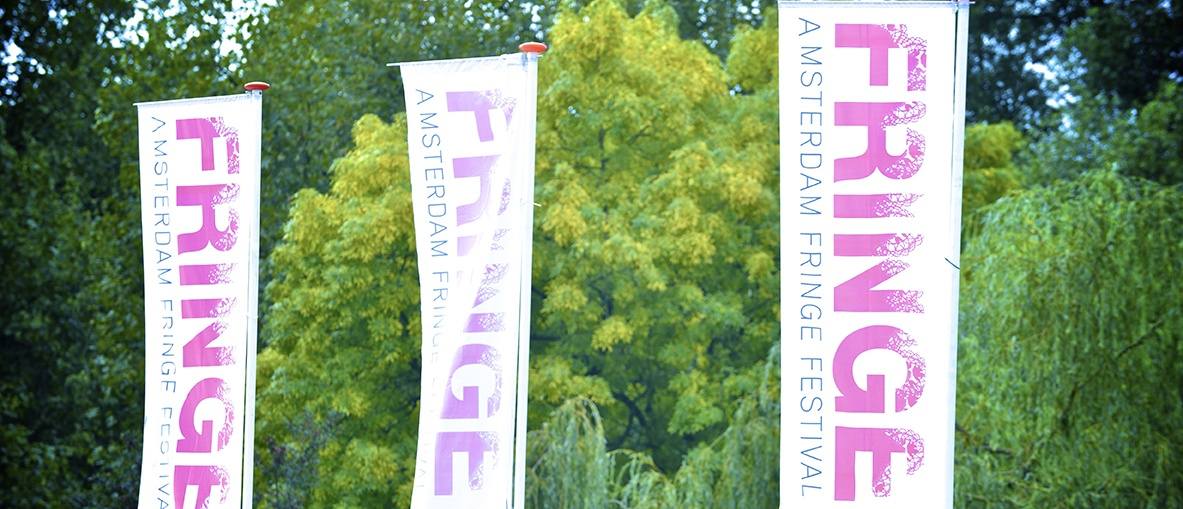 Amsterdam Fringe Festival in zee met Koekepeer