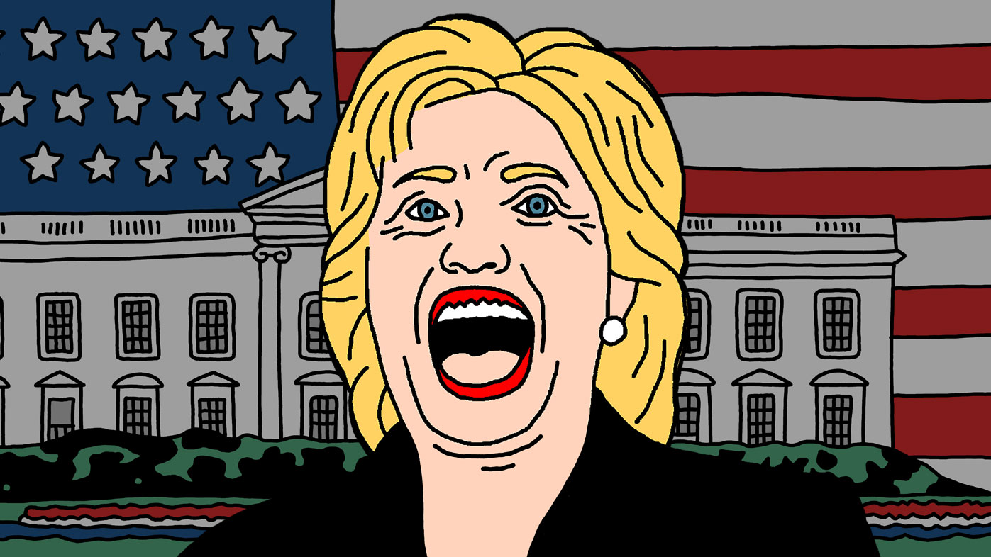 It's Hillarycal!