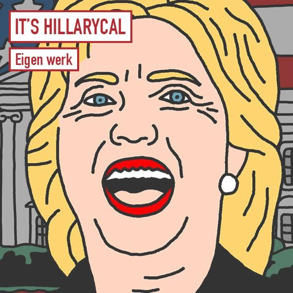 It's Hillarycal