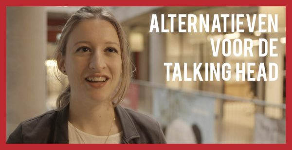 Alternatieven voor de talking head | Koekepeer