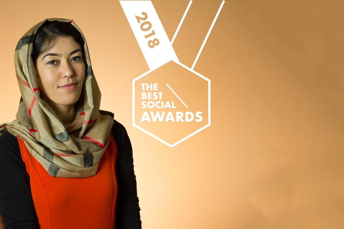 Nominatie beste Social Campagne voor Het Begint met Taal